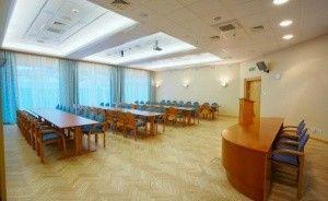 zdjęcie sali konferencyjnej, Hotel Perła Bieszczadów***, Czarna k. Ustrzyk Dolnych