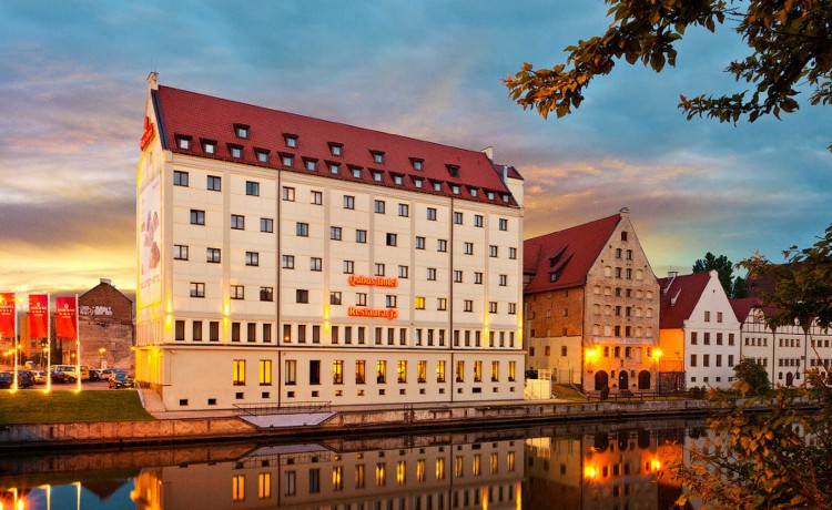 Hotel **** Qubus Hotel Gdańsk / 3
