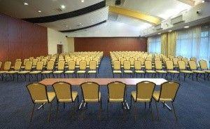 zdjęcie sali konferencyjnej, Qubus Hotel Legnica, Legnica