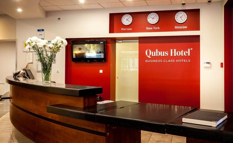 Hotel **** Qubus Hotel Legnica / 2