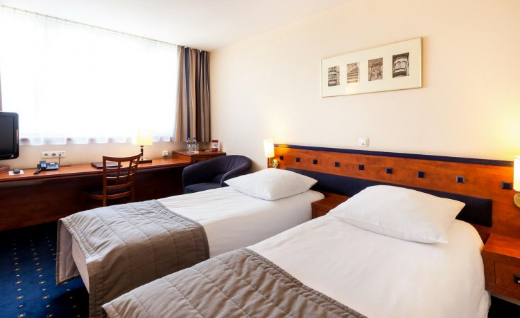 Hotel **** Qubus Hotel Legnica / 4