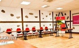 zdjęcie sali konferencyjnej, ZALESIE MAZURY ACTIVE SPA, Zalesie k/Olsztyna