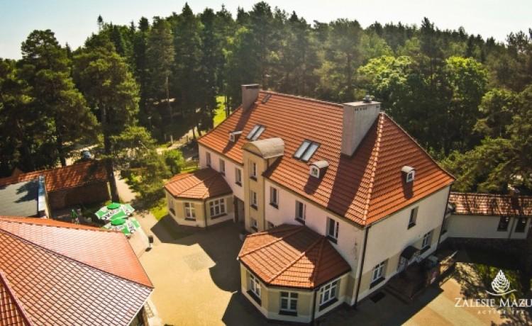 zdjęcie obiektu, ZALESIE MAZURY ACTIVE SPA, Zalesie k/Olsztyna
