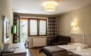zdjęcie pokoju, ZALESIE MAZURY ACTIVE SPA, Zalesie k/Olsztyna