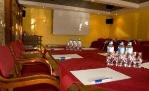 zdjęcie sali konferencyjnej, Hotel Elida, Międzybrodzie Bialskie