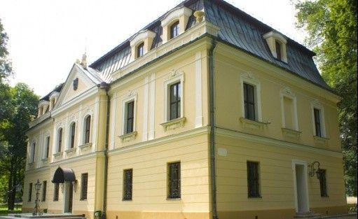 zdjęcie obiektu, Pałac w Rybnej Sp. z o.o., Tarnowskie Góry