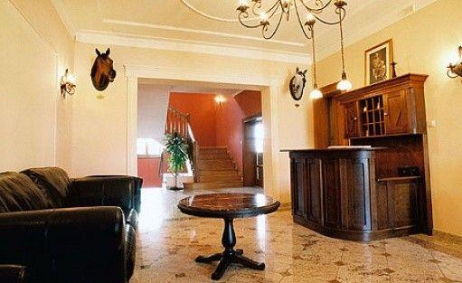 zdjęcie sali konferencyjnej, Pensjonat Sarmacja, Ryn