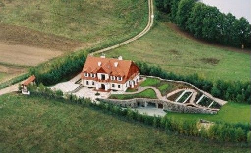 zdjęcie obiektu, Pensjonat Sarmacja, Ryn