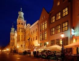 Hotel Wolne Miasto Old Town Gdańsk ***