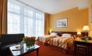 zdjęcie pokoju, Hotel Wolne Miasto, Gdańsk