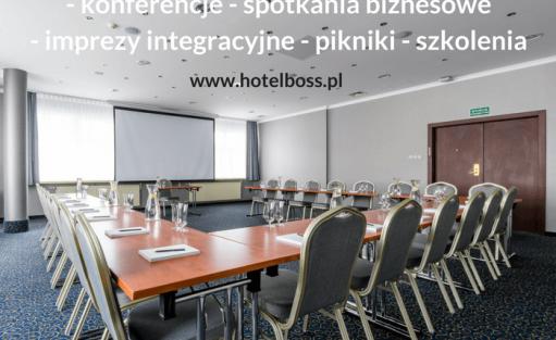 Centrum Konferencyjno - Szkoleniowe Boss***
