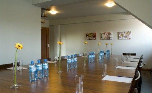 zdjęcie sali konferencyjnej, Centrum Konferencyjno-Wypoczynkowe , Jeleśnia