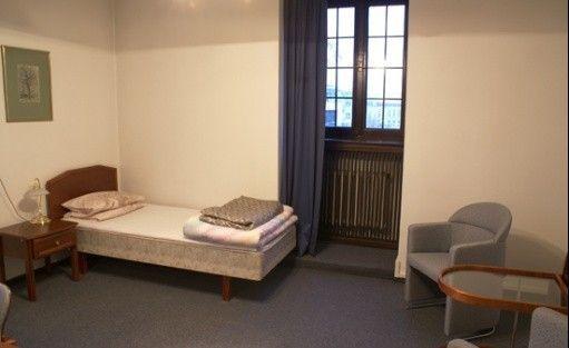 zdjęcie pokoju, Instytut Europejski w Łodzi, Łódź