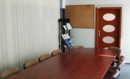 zdjęcie sali konferencyjnej, Konińska Izba Gospodarcza, Konin