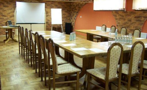 zdjęcie sali konferencyjnej, Hotel Pod Kamieniem, Lipnica murowana