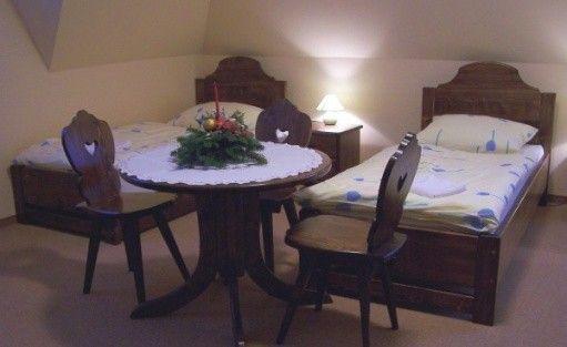 zdjęcie pokoju, Hotel Pod Kamieniem, Lipnica murowana