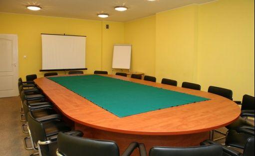 zdjęcie sali konferencyjnej, Centrum Zdrowia i Relaksu Verano, Ślesin