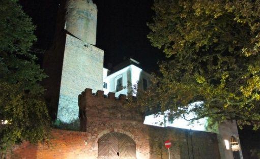 zdjęcie obiektu, Zamek Joannitów, Łagów