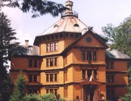 Pałac Myśliwski Książąt Radziwiłłów w Antoninie