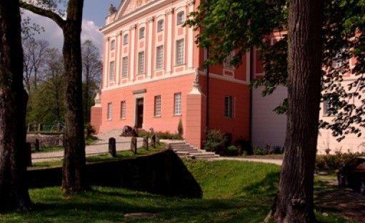zdjęcie obiektu, Pałac w Kurozwękach, Staszów