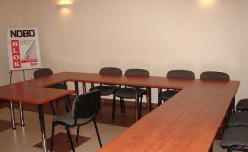 zdjęcie sali konferencyjnej, Hotel Orbita, Wrocław