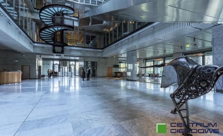 Sala konferencyjna Centrum giełdowe / 11
