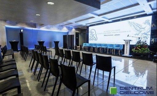 Sala konferencyjna Centrum giełdowe / 8