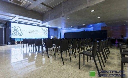 Sala konferencyjna Centrum giełdowe / 9