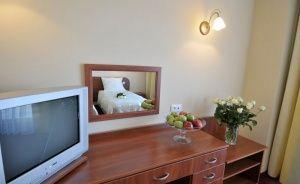 zdjęcie pokoju, BURSZTYN - SPA & Wellness , Dąbki