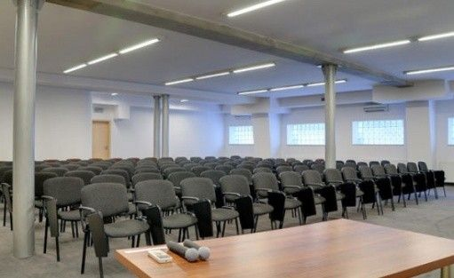 zdjęcie sali konferencyjnej, Opolska 22, Katowice