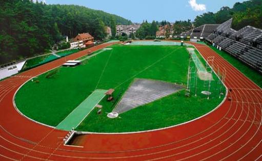 zdjęcie obiektu, Stadion Leśny, Sopot