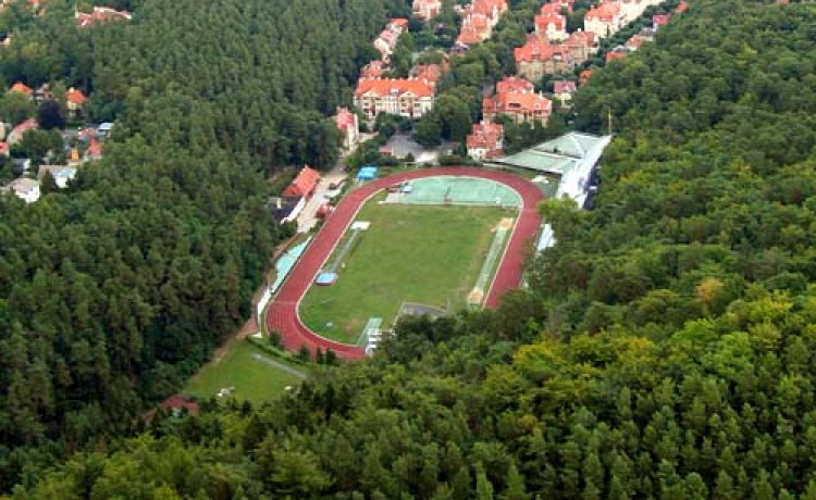 zdjęcie usługi dodatkowej, Stadion Leśny, Sopot