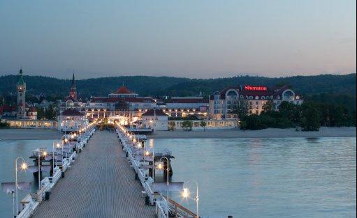 Hotel ***** Sheraton Sopot Hotel / 0