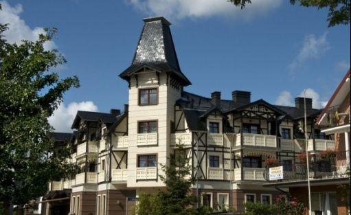 zdjęcie obiektu, Hotel & Spa STARY DZIWNÓW ***, Dziwnów