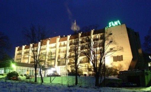 zdjęcie obiektu, Hotel Sana Centrum Rekreacyjno - Szkoleniowe  S.A., Polanica-Zdrój
