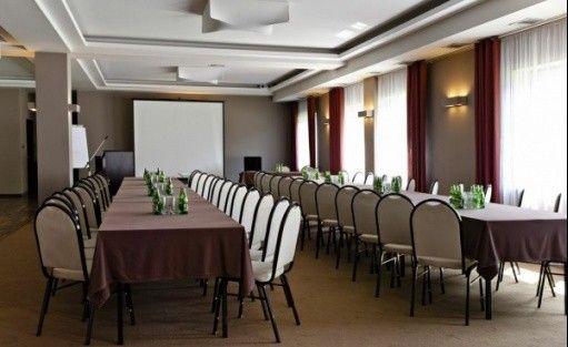 zdjęcie sali konferencyjnej, Hotel Borowina, Konstancin - Jeziorna