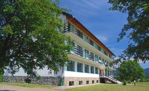 zdjęcie obiektu, Ośrodek Szkoleniowo - Wypoczynkowy w Zatwarnicy, Dwernik