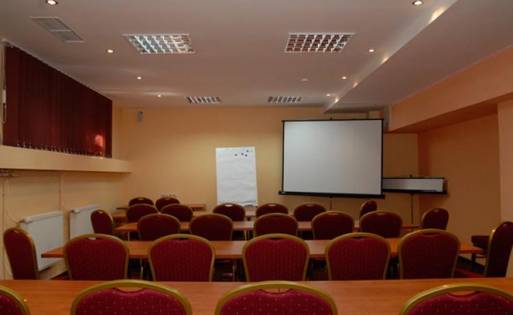 zdjęcie sali konferencyjnej, Pensjonat Boruta, Zakopane