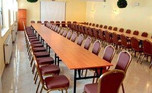 zdjęcie sali konferencyjnej, KUBIK, Zakopane
