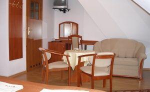zdjęcie pokoju, KUBIK, Zakopane