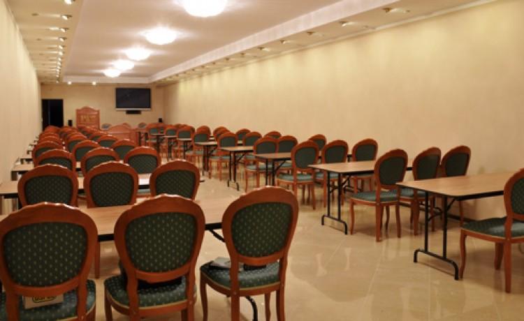 zdjęcie sali konferencyjnej, Adam`s Konferencje, Poznań