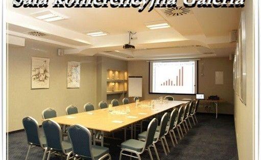 zdjęcie sali konferencyjnej, Hotel Fajkier Wellness & SPA, Kroczyce