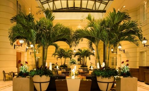 Hotel **** Polonia Palace Hotel / 1