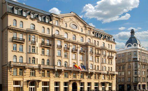 Hotel **** Polonia Palace Hotel / 0