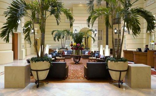 Hotel **** Polonia Palace Hotel / 2