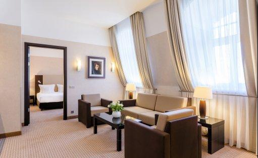 Hotel **** Polonia Palace Hotel / 37