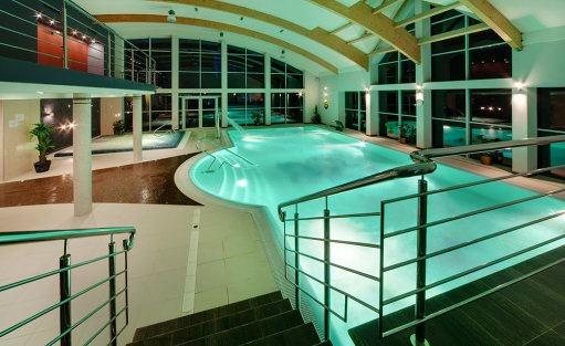 Hotel SPA Marena Wellness & Spa / 9