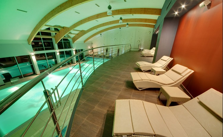 Hotel SPA Marena Wellness & Spa / 8
