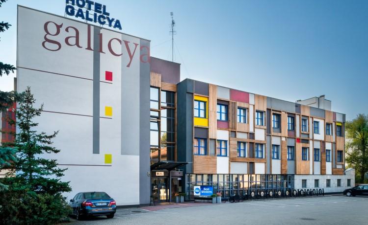 Hotel *** Best Western Hotel Galicya / 0