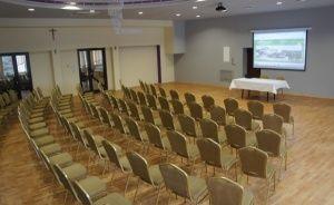 zdjęcie sali konferencyjnej, Hotel Przedwiośnie, Kielce